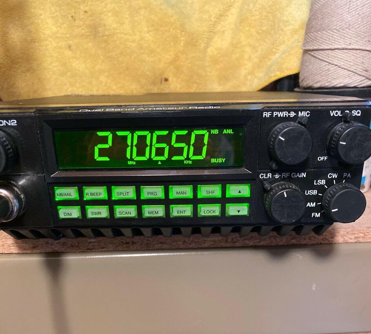 Ranger RCI 2970N2 w/ N4 Conversion. Buy it now for 650.00