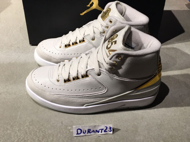 new styles c2462 60480 Air Jordan 2 Retro Q54 866035 001 & 866034 001 BG, Quai54. Size 3.5Y to 13  USA.