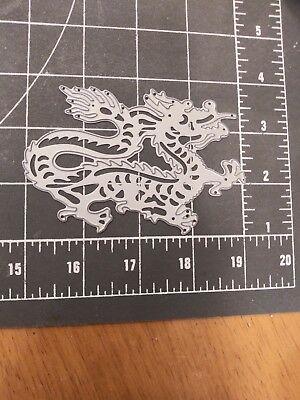 Universal Die Cut Tool Thin Metal Emboss Chinese New Year Dragon Castle princess