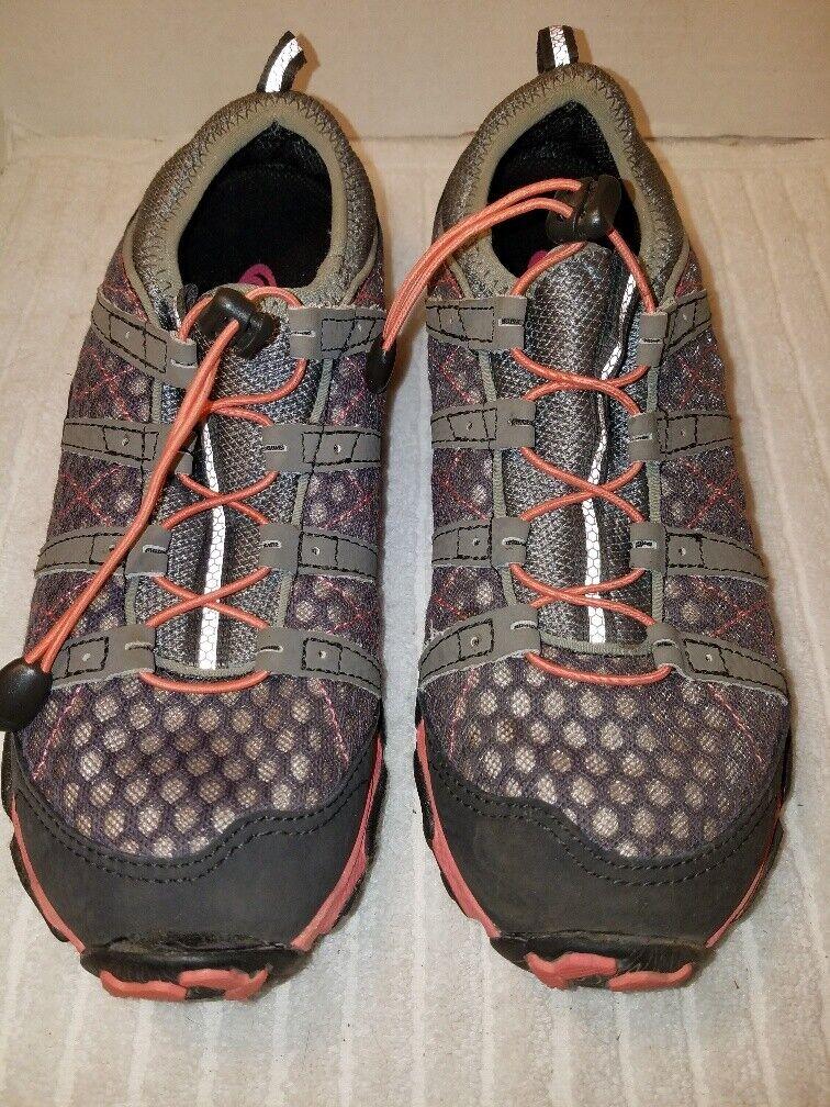 Oboz Echo bajo para  mujer senderismo zapatos talla 9 Coral gris  60% de descuento
