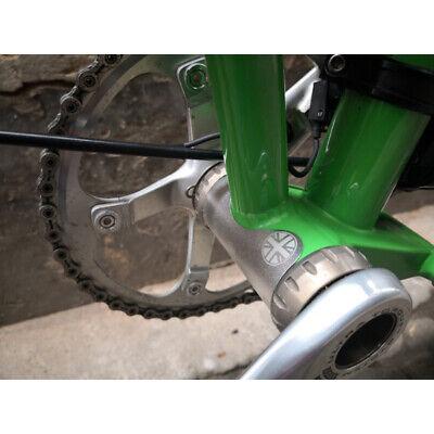 Aluminium Button Bracket Protector for Brompton Bicycle Folding Bike F