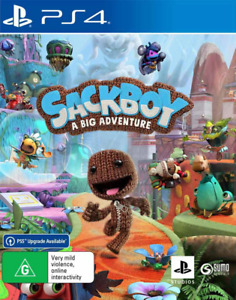 Sackboy A Big Adventure PS4 Game NEW