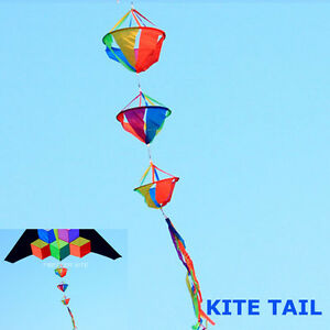 Rainbow-Wind-Spinner-Windsock-Kite-Tail-Colorful-Garden-Yard-Outdoor-Kid