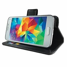 Smartphone Nano Flip Case For Panasonic P85 - 360 Black 2