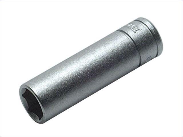 Teng - Hexagon Socket Deep 6 Point Regular 1/4in Drive 9mm