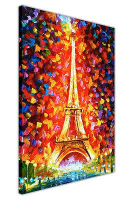 AT54378D Rain Princess By Leonid Afremov on Framed Canvas Pictures Art Prints