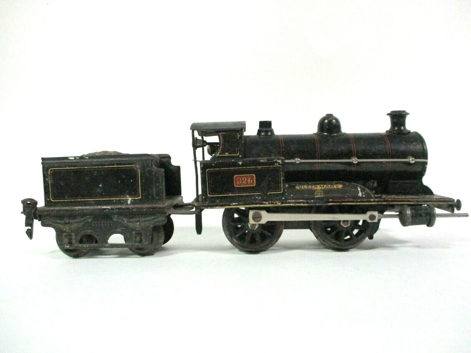 Marklin for Gamage 326 Queen Mary Locomotive and Tender Model Railway B64-15