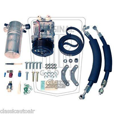 BuyAutoParts 60-80326RK New For Chevy Camaro Pontiac Firebird 1995 1996 AC Compressor w//A//C Repair Kit