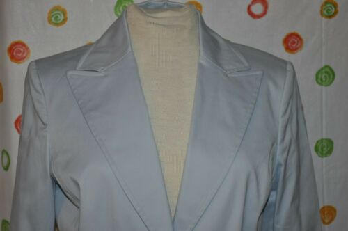 Giacca gratuita casual NWT da donna 10 in nera pezzi blu da rivestimento con fodera Spedizione rr6Rq1nW