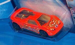 2003 Hot Wheels Track Aces Speed Blaster Orange 192