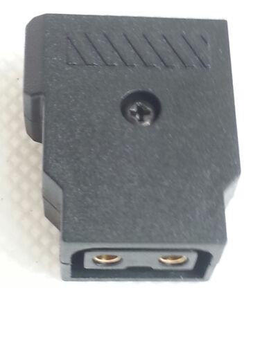 D-Tap socket connector anton bauer v-lock battery dslr idx power 2-pin DIY kit