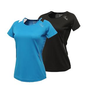 Dare 2b Acquisire II Da Donna Leggero Traspirante Sport Tee T-shirt