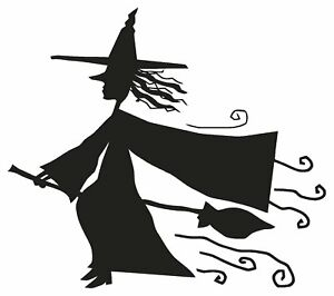 Witches-Halloween-Cauldron-Magic-Spells-Broom-Vinyl-Decal-Stickers-sma-SM7-5