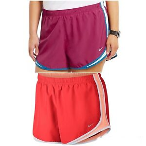 on sale 46e9d 05f48 Image is loading Nike-Tempo-Womens-3-034-Running-Shorts-Plus-