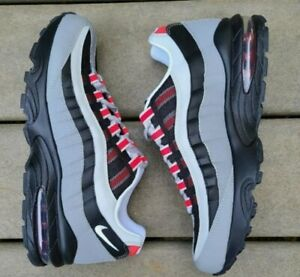 New-Air-Max-95-GS-905348-036-Size-7Y-8-5-Woman-Particle-Grey-White-black