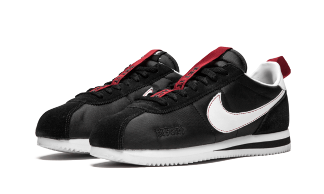 836a297cd Nike Cortez Kenny 3 III Kendrick Lamar Black Red Championship Tour Size 10  TDE !