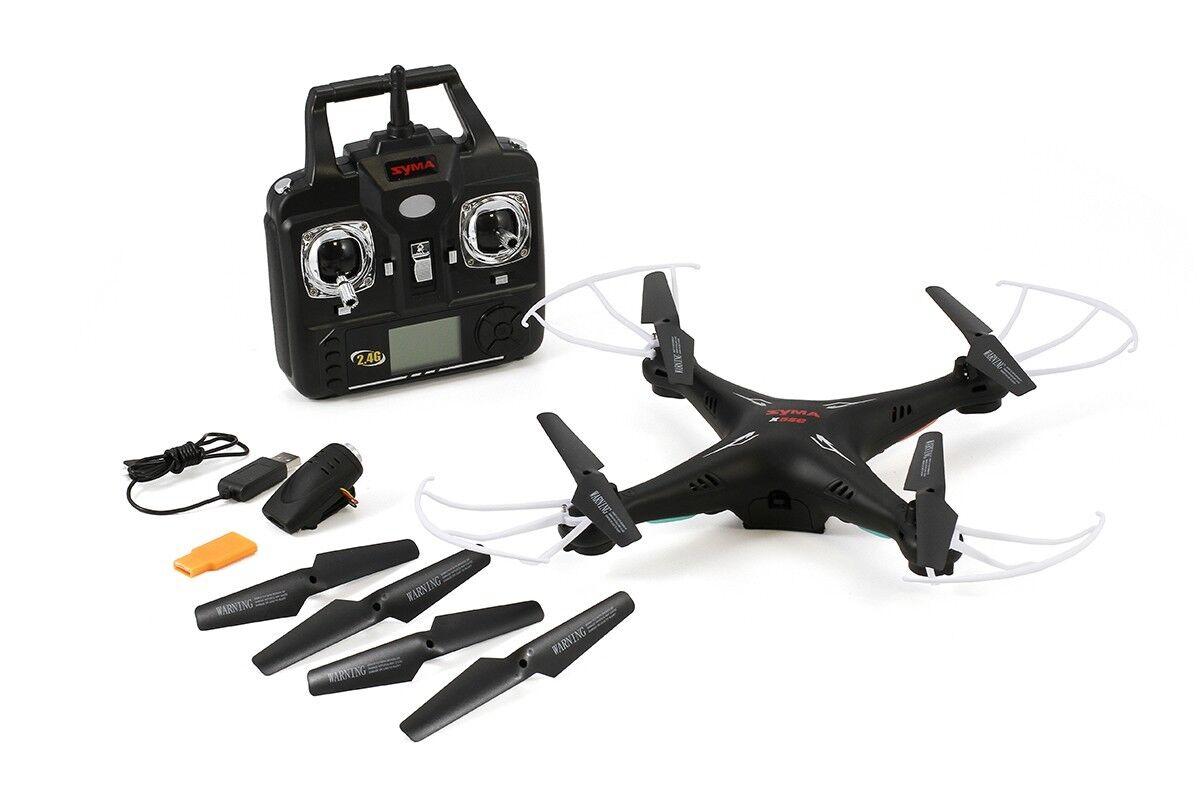 Syma Cuadricóptero X5sc Explorers 2 negro
