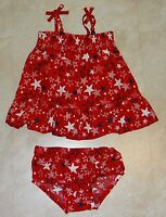 Girls Toddler Summer Dress W/panties