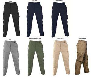 Tactical-Cargo-Pants-BDU-Military-Army-Navy-USMC-Marines-USAF-EMT-SWAT-EMS-XS-7X