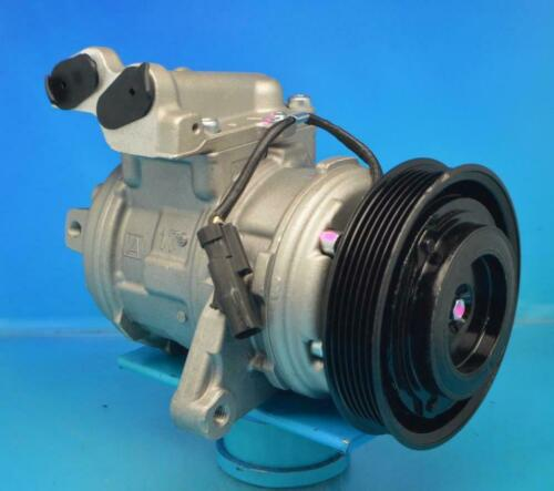 AC Compressor fits 2000-2006 Jeep TJ Wrangler 1999-2004 Grand Cherokee N77379