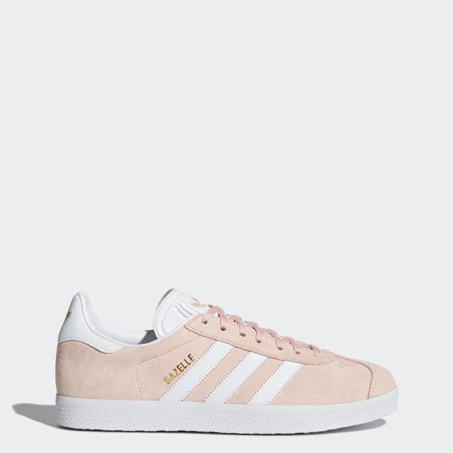 adidas Originals Gazelle Pink White
