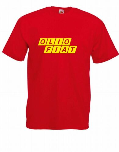 T-shirt Hommes FIAT taille jusqu/'à 5xl