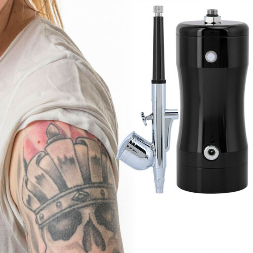 G12 Airbrush Action 0.3mm Air Brush Kit Spray Gun Compressor Paint Art Nail Set