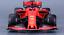 BBURAGO-1-18-2019-FERRARI-FORMULA-F1-SF90-16-Charles-Leclerc-Modello-Diecast-Auto miniatura 2