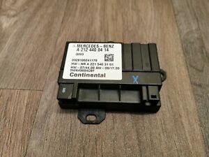 2011-Mercedes-Clase-E-W207-350CDI-modulo-de-control-de-bomba-de-combustible-A2124400414