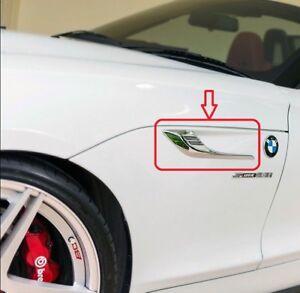 Genuine BMW Z4 (E89) LCI LED Retrofit Kit Wing Turn Signal Indicator PAIR SET