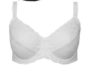 b8740a9b7 Brand New Ex M S Jacquard Lace Non-Padded Full Cup Bra Sizes 32-36 ...