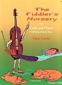 Dashing Carse Fiddler's Nursery Cello And Piano Bright And Translucent In Appearance Contemporary
