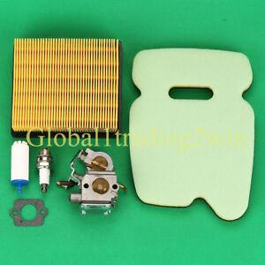 Carburetor-Air-filter-Spark-plug-for-Husqvarna-K750-K760-Cutoff-Saw-C3-EL53-carb