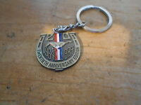 1984 Ford Mustang 20th Gt Svo Gt350 Anniversary Dealership Promo Keychain
