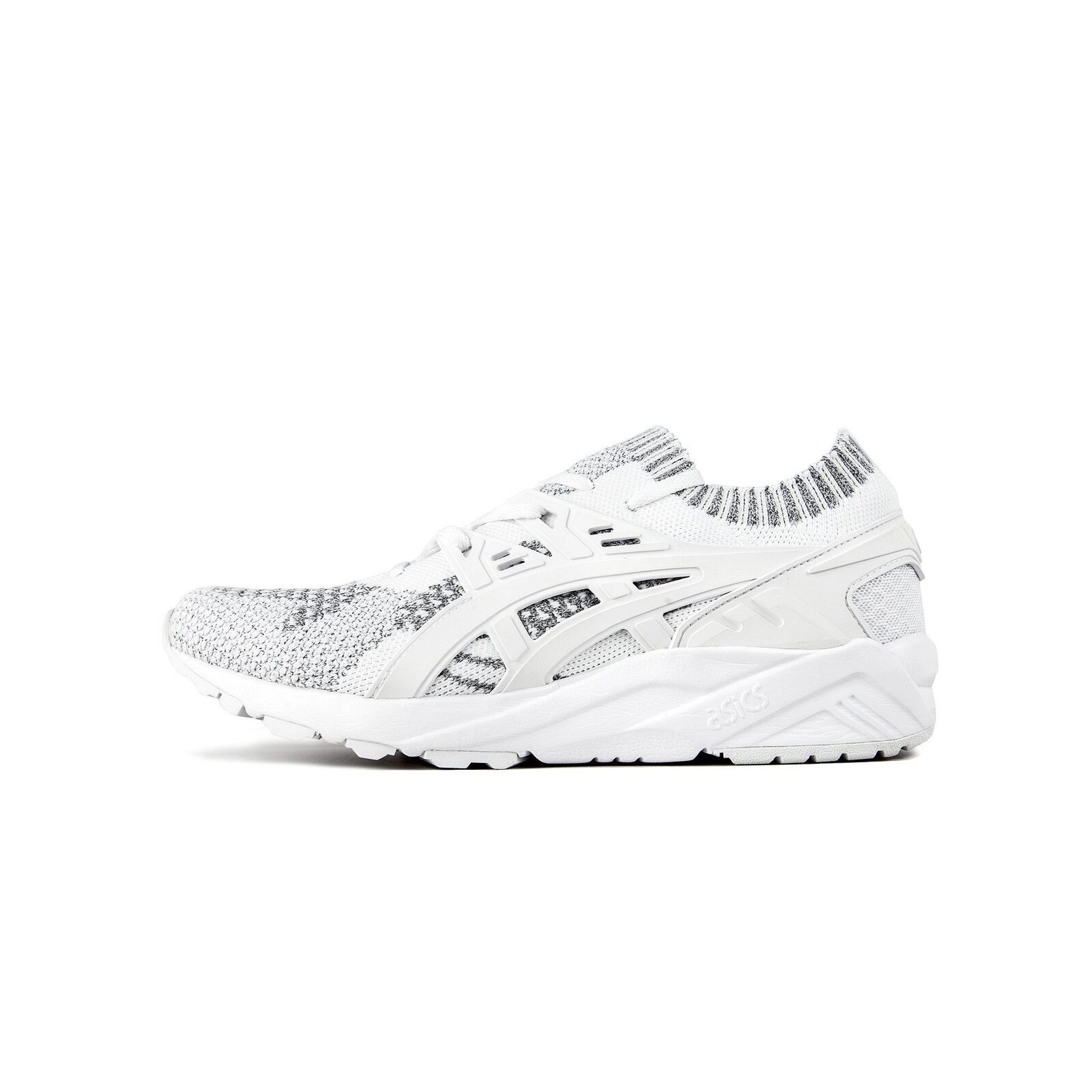 Mens Asics Gel Kayano Trainer Knit 3M Silver White H7S3N-9301