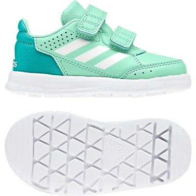 Adidas Kids Shoes Infants Casual Neo Altasport CF Sneakers Girls Fashion B37975 | eBay