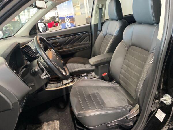 Mitsubishi Outlander 2,4 PHEV Intense CVT 4WD - billede 3