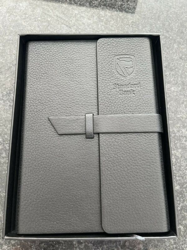 Brand New Leather A5 Note Book Folder