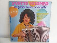 YVETTE HORNER Grands succes du musette Vol 5 Flambée .. 88497 MUSETTE ACCORDEON