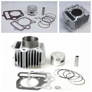 54mm Piston Ring Gasket Cylinder Kit 110To125cc For HONDA C110