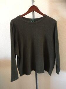 Ralph-Lauren-Green-Sweater-Green-Label-Size-2-X-Xxl