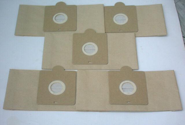 VACUUM BAGS X 5 TO FIT RUSSELL HOBBS VACUUM CLEANER MODEL 17977