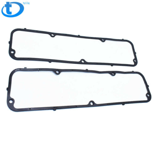 """Steel Core Rubber Valve Cover Gaskets3/16"""" for Ford FE 352 360 390 406 427 428"""
