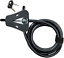 Python Cable Lock Adjustable for Trail Camera Outdoor Equipment Locking Security
