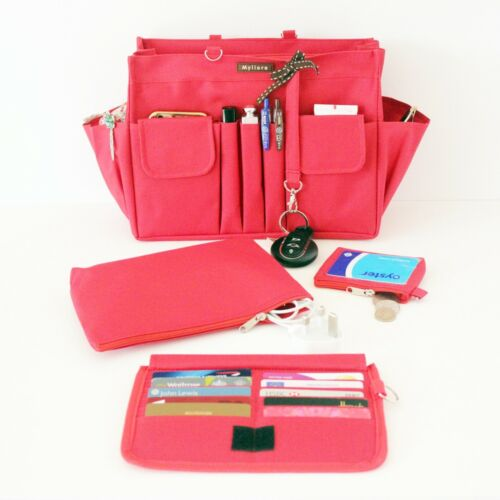 MYLIORA Premium Quality Bag Insert Organiser For BAYSWATER with Strap 4 Models