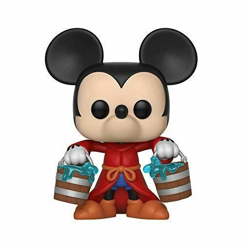 Funko Disney: 90Th - Apprentice Mickey Collectible Figure, Multicolor