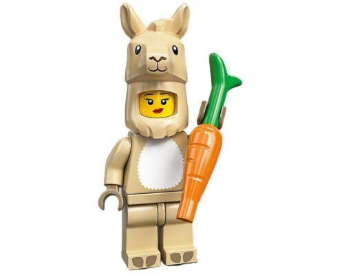Lego llama costume girl series 20 unopened new factory sealed