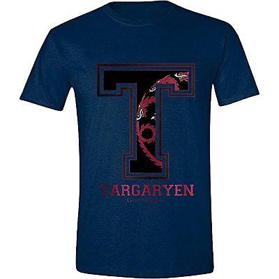 Game Of Thrones - House Targaryen Uni - Offizielles Herren T-Shirt