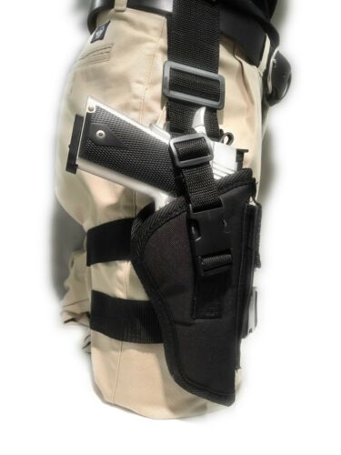 Pro-Tech Outdoors Tactical Leg Thigh holster Fits SCCY CPX-1 CPX2