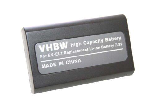 Batería para NIKON COOLPIX 775 800 885 995 4300